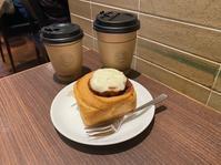 カルディのカフェでシナモンロール - *のんびりLife*