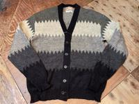 2月28日(日)入荷!50s~Brentwood  sports wear  vintage cardigan! - ショウザンビル mecca BLOG!!