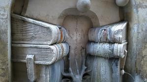 "Fontana dei Libri ""本の泉"" - バリスタは只今シエスタ"