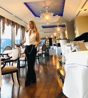 伊勢志摩の宝石ディナー @ラメール - マダム松澤のクリスタルルーム