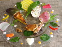 ビストロ エゼその85(エゼコース+主菜追加) - 苫小牧ブログ