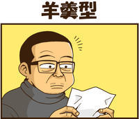 羊羹型 - 戯画漫録