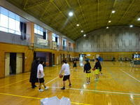 20210228_合同チーム練習試合 - 日出ミニバスケットボール