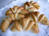 2021年3月パン教室メニュー - カフェ & 手ごねパン教室