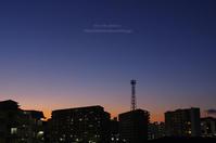 ある日の夕空 - It's only photo 2