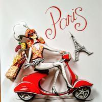 Paris〜♪ - shadowbox.Renee  ~My Lovely Shadowbox ~