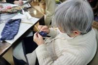 編みもの~ レッグウォーマー ~ - 鎌倉のデイサービス「やと」のブログ