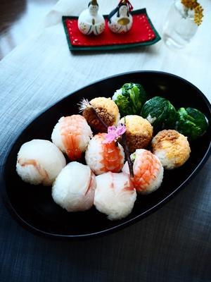桃の節句 - Kitchen diary