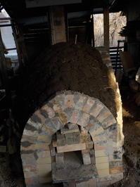 小さな穴窯制作11(平窯と穴窯) - 薪窯冬青 犬と山暮らし