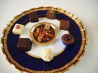 2月の続きパンとチョコレート - お菓子教室フルール