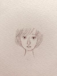 鉛筆と。。。3月まだトンネル - umi no oto ♪