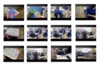 卒業制作「自分の存在証明」の授業ビデオ公開しました。 - 美術と自然と教育と