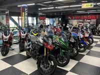 今さらですが、SCS上野新館はレンタル819上野店として、レンタルバイクにも力を入れております!! - SCSブログ