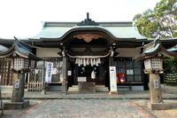 ミステリーバスツアーⅣ 四山神社 - Photograph & My Super CUB110 【しゃしんとスクーター】