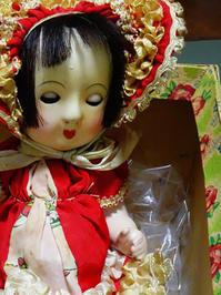 フランス人形の箱に入っていた日本人形★衝撃の雛人形 - 月夜飛行船2