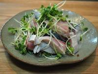 しめ鯖と塩鯖 - sobu 2