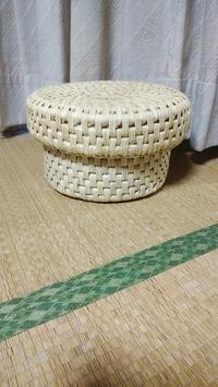 藁いずみ売却、猫ちぐら作製、お雛様 - 今猫ちぐら作成に大はまり!!          (My handmaid items and Farmer's daily life)
