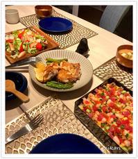 ひな祭りの夜ご飯。 - Mikari's Blog
