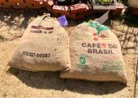 届いたズダ袋(^_^;)と、義母の入院 - 薪割りマコのバラの庭
