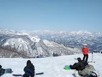 前日よりはましでしたが.... スキー旅行3日目 - Emptynest