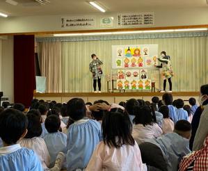 ともべ幼稚園 「ひろばの出来事」 <笠間市(旧友部町)>