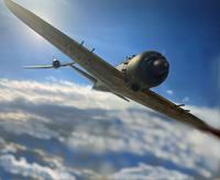 血戦のフィリピン②零戦 vs F6F - 回れプロペラ!  Rotate Propeller!