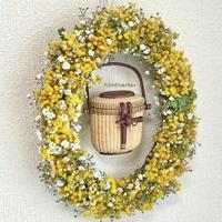 春はすぐそこ。 - handvaerker ~365 days of Nantucket Basket~