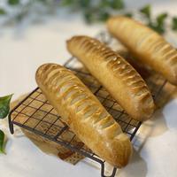 ヴィエノワとか言うお洒落なパン -型なし- - hayuu's-Kitchen★Record
