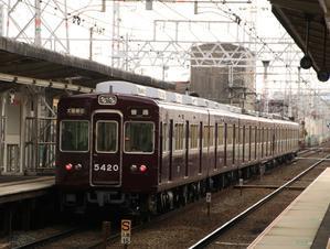 阪急5300系 7連化が進む・・ - 人生・乗り物・熱血野郎