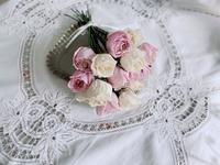 薔薇の花束をドライフラワーに* - Natural style*