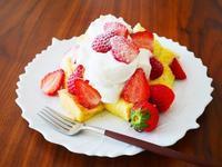 シフォンケーキ♪ - This is delicious !!
