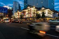 The 歌舞伎座 - 晴の日・雨の日