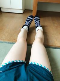 畳の上でストレッチ - 美脚チャンネル