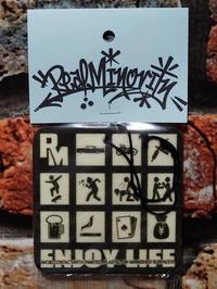RealMinority リアルマイノリティー エアフレッシュナー (ENJOY LIFE) air freshner:Dark Iceの香り 594円(内税) 入荷 - ZAP[ストリートファッションのセレクトショップ]のBlog