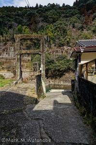 廃吊橋 - Mark.M.Watanabeの熊本撮影紀行