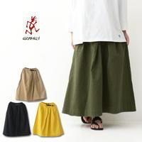 GRAMICCI [グラミチ] W's TALECUT SKIRT [GLSK-21S002] テールカットスカート・ワイドスカート・ロングスカート・LADY'S [2021SS] - refalt blog