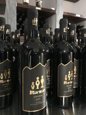 ワインの長期熟成について?マルモルアニマ - カッラーラ日記 大理石の山に見守られて