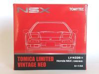 トミーテック・LV-N226a ホンダNSX 90年式(赤) - 燃やせないごみ研究所