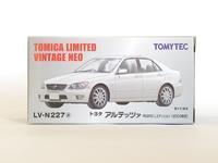 トミーテック・LV-N227a トヨタ アルテッツァRS200 Lエディション(白) - 燃やせないごみ研究所
