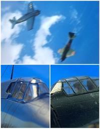 血戦のフィリピン④零戦 vs F6F - 回れプロペラ!  Rotate Propeller!