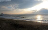 太陽と空のある風景 - surftrippper サーフィンという名の旅
