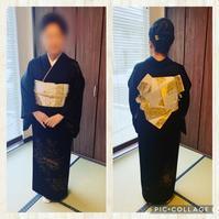 〜今日のお客様〜 - ♪香奈着物着付教室♪