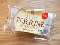 【セブン】新作スイーツは最早バニラアイス?!滑らかなくちどけと濃厚クリームの「バニラ香るチーズテリーヌ」 - コンビニゴハン