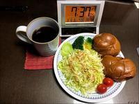 210306マカロニグラタンと豚と白菜のオイスター炒め - やさぐれ日記