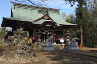 安中歴史散歩#3熊野神社と大泉寺 - 風の彩りー3