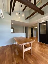 青空 - 家具工房モク・木の家具ギャラリー 『工房だより』