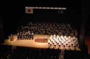 チビ子の卒業式 -