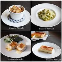 チーズ尽くしメニューレッスン♪ - Romy's Mondo ~料理教室主宰Romyの世界~