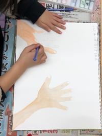 アピタ稲沢、友遊カルチャー、日曜こども絵画2 - 大﨑造形絵画教室のブログ