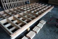 屋根垂木加工 - SOLiD「無垢材セレクトカタログ」/ 材木店・製材所 新発田屋(シバタヤ)